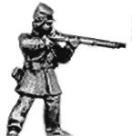 (AB-ACW023) Infantry with cap and frockcoat