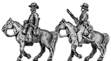 (AB-ACW074) Confederate cavalry with carbine