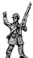 (AB-ACW027) Infantry with cap and frockcoat | cheernig