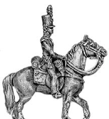 (AB-B07b) Light Infantry Mounted Officer