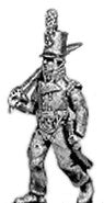 (AB-B32) Light Infantry Officer
