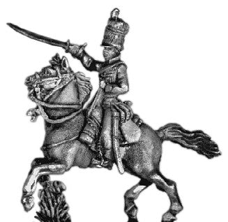 (AB-BC25) KGL Hussar officer