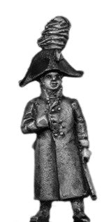 (AB-ER66) Grenadier officer, greatcoat