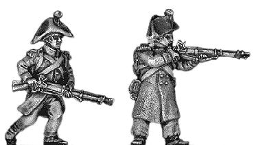 (AB-F55) Flank company | skirmishing | greatcoat
