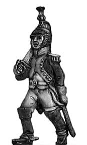 (AB-F84) Foot Dragoons Officer