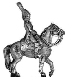 (AB-GDW06) Mounted officer