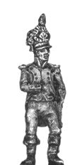 (AB-IF71) Foot artillery officer