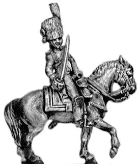(AB-IG27) Grenadier a Cheval of the Guard officer
