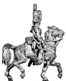 (AB-IG28) Grenadier a Cheval of the Guard trumpeter