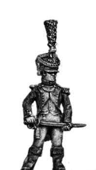 (AB-IG63) Young Guard Voltigeur Officer