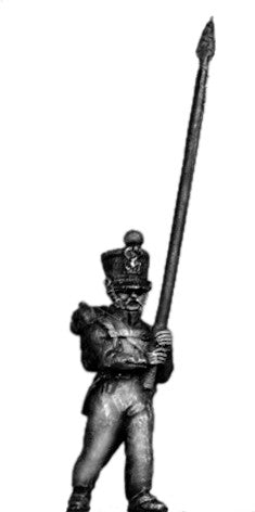 (AB-IG69) Young Guard Standard Bearer
