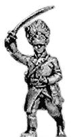 (AB-KK15) German grenadier officer | advancing