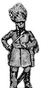 (AB-KK15a) German grenadier officer | standing