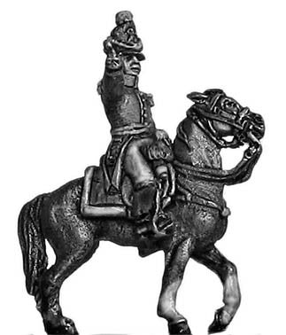 (AB-NED06)  Belgian Mounted officer