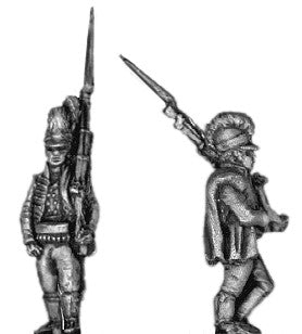 (AB-S13a) 1802 Light infantry | marching