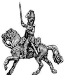 (AB-S26) Cavalry officer
