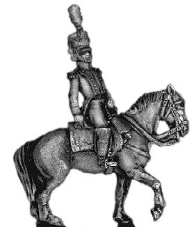 (AB-SAX05) Mounted officer