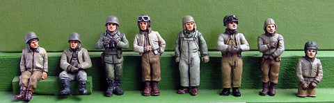 (TCA02) U.S. Tank Crew, winter clothing - set 3