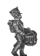 (AB-W09) Light infantry drummer