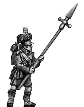 (AB-WB33) Highlanders Sergeant with pike
