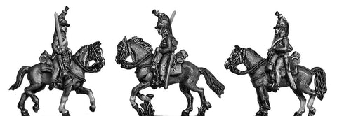 (AB-WBC05) Brit. Heavy Dragoons, 1812 uniform/helmet