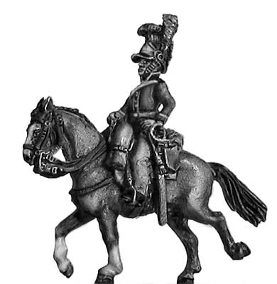 (AB-WBC11) Houshold Cavalry Officer