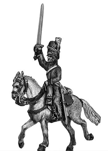 (AB-WBC15) 2nd Dragoons , Scot Greys, Officer
