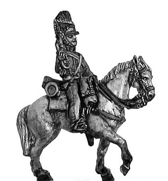 (AB-WBC16) 2nd Dragoons, Scot Greys,  Trumpeter