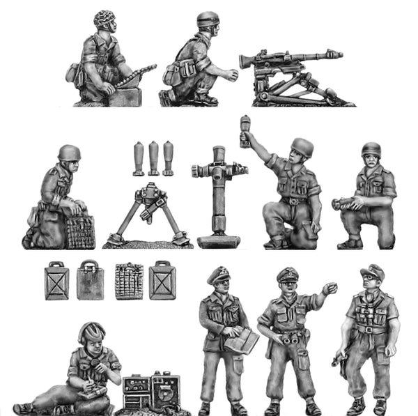 (ING62) NEW Fallschirmjager command section