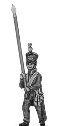 (AB-NASS11) NEW 2nd Nassau- Usingen Fusilier Standard Bearer