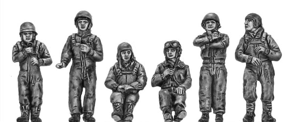 (TCA08) NEW American Tank Crew - Winter Set 2
