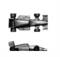 (CAR03) Formula One Car 17mm x 8mm