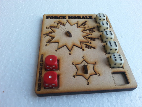 (TFL10) Chain of Command Game Aid (made by Battlefield Accesories)