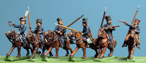(AB-COS02) Cossack officer