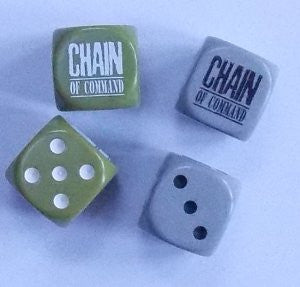 (TFL01c) Chain of Command Dice
