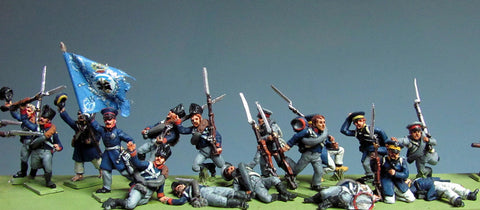 (AB-PR26) Casualty set (10 figures)