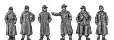 (ING21) German Infantry in Greatcoats