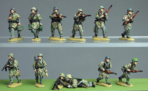 (ING26) NEW Infantry section, Zeltbahn