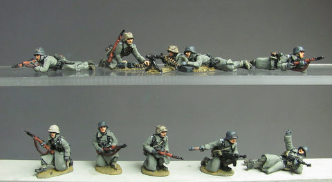 (ING28) NEW Greatcoat Infantry prone