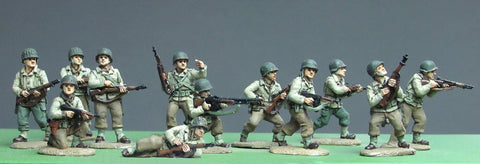 (INA04) Infantry squad in contact