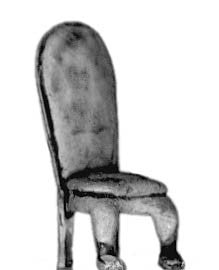 (PAXLSC02) Queen Anne Chair