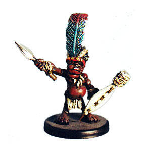 (PAXPYG01) Pygmy Chief