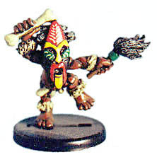 (PAXPYG02) Pygmy Witch Doctor