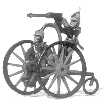 (PAXR30) Triumphapede light tricycle artillery The Rattler