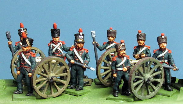 (AB-GDWA01) Foot artillery crew