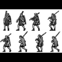 (ROM11) Legionary in marching order