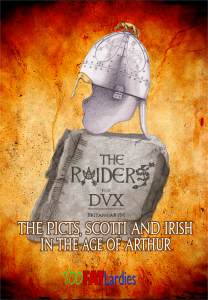 (TFL06) The Raiders for Dux Britanniarum & card set