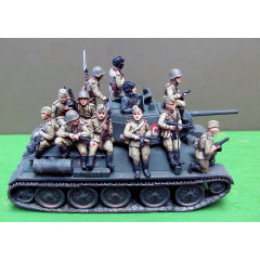 (SPS02) Infantry tank riders