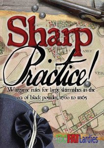 (TFL13) NEW Sharp Practice Bundle #2