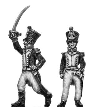 (WF10) Grenadier officers